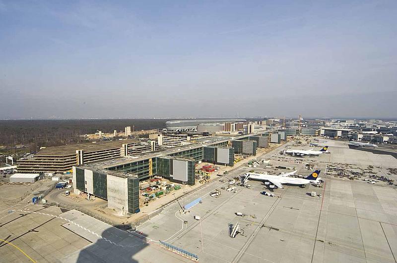 Frankfurt Flugplatz